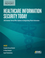Healthcare Information Security Today