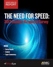 2013 Incident Response Survey